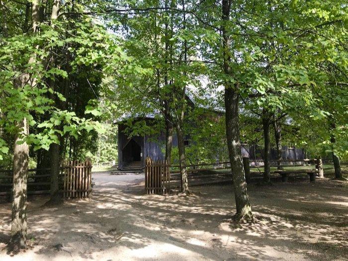 ラトビア野外民族博物館