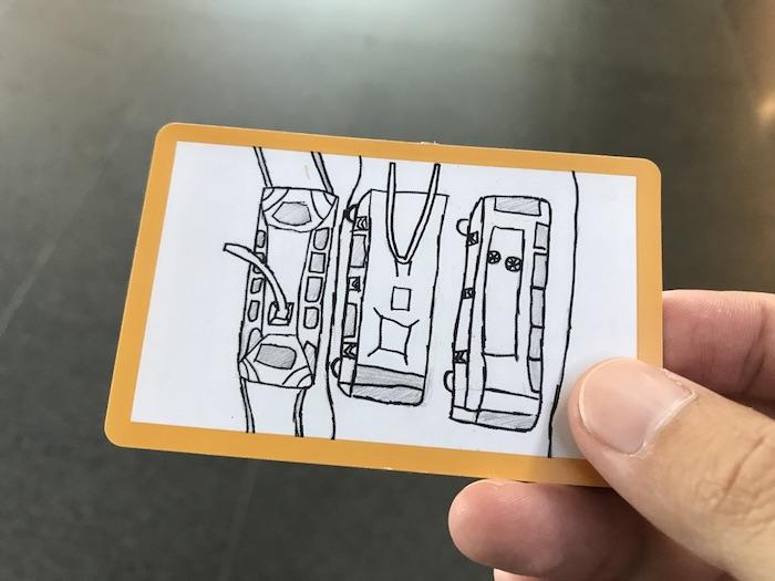 リガ 空港から市内 チケット