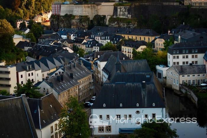 ルクセンブルク 世界遺産 観光