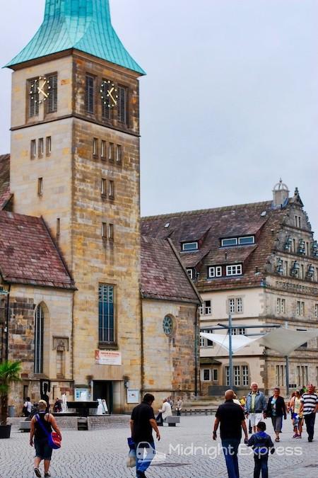 ハーメルン 観光 マルクト教会