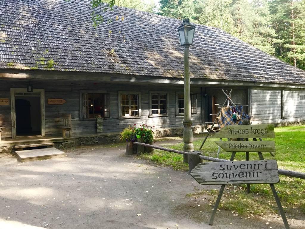 リガ 観光 ラトビア野外民族博物館