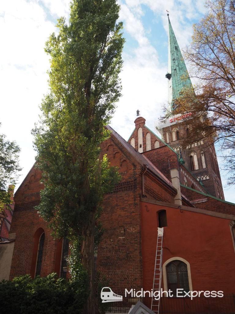 リガ 観光 聖ヤコブ教会