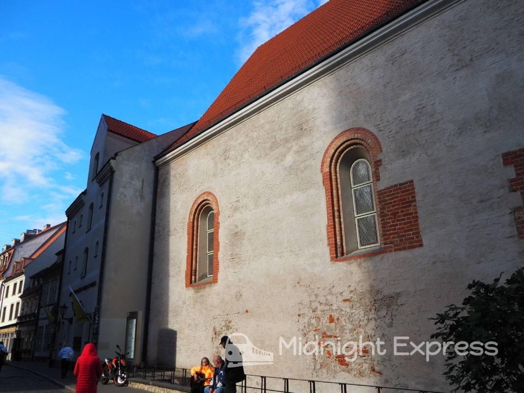 リガ 観光 聖ゲオルギ教会