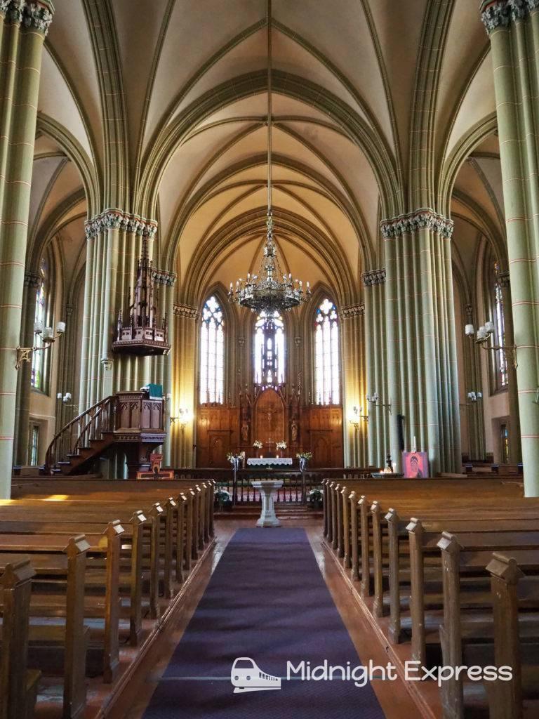 リガ 観光 古聖ゲルトルード教会