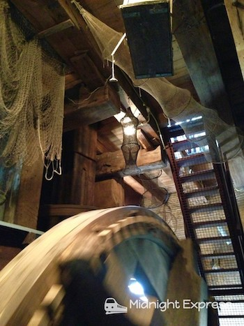 キンデルダイクの風車群 博物館