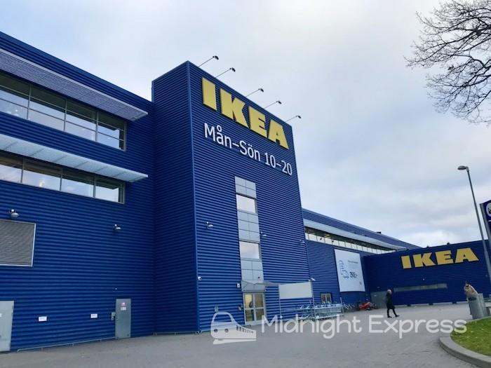 ストックホルム IKEA
