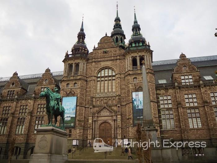 ストックホルム 北方民族博物館