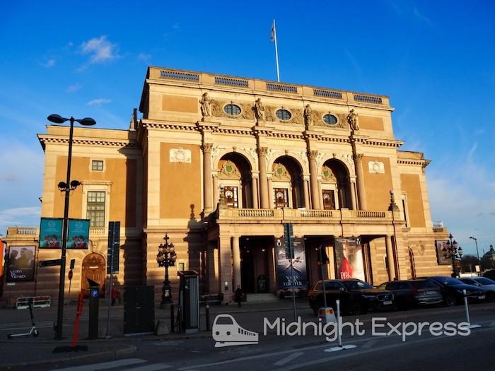 スウェーデン王立歌劇場