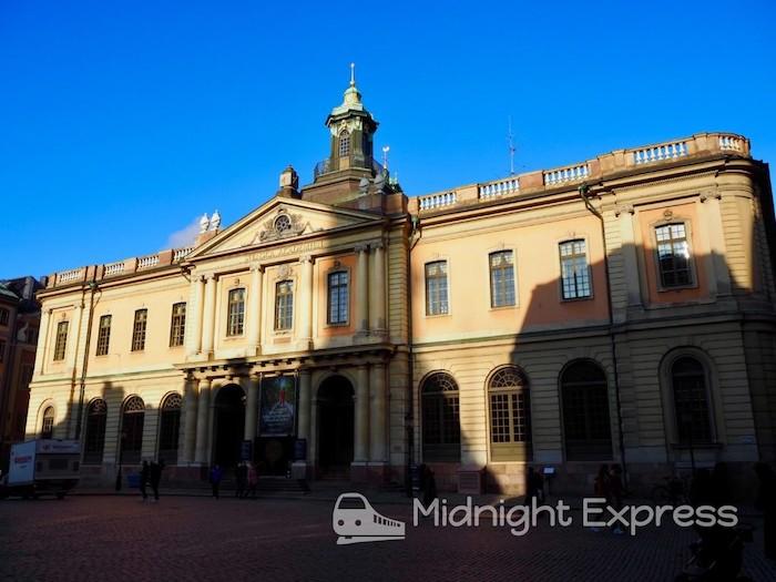 ストックホルム ノーベル博物館