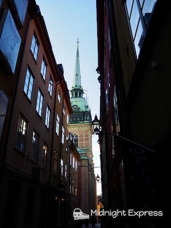 スウェーデン ドイツ教会