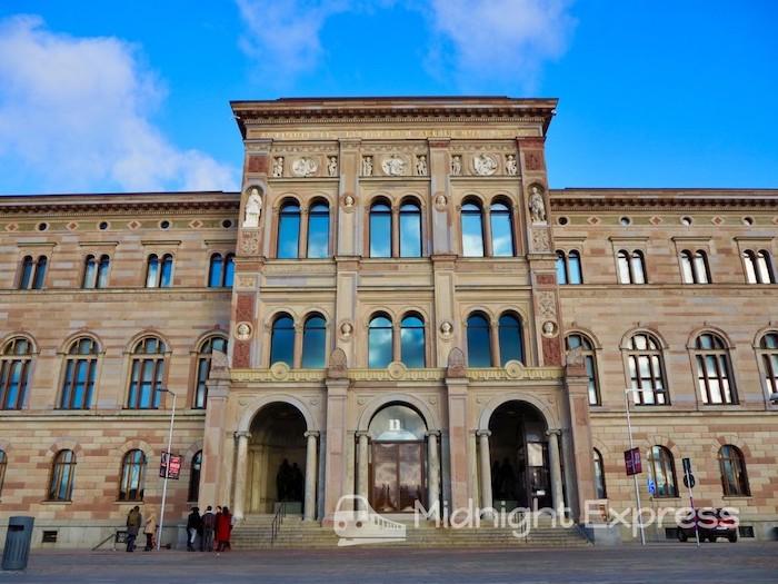 スウェーデン国立美術館