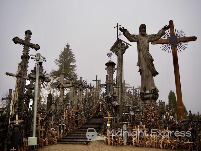 十字架の丘 行き方