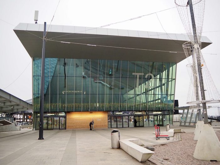 ヘルシンキ西港 ターミナル2