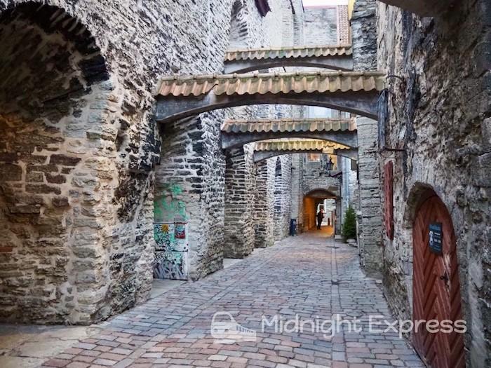 タリン 旧市街