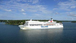 ヘルシンキからタリン