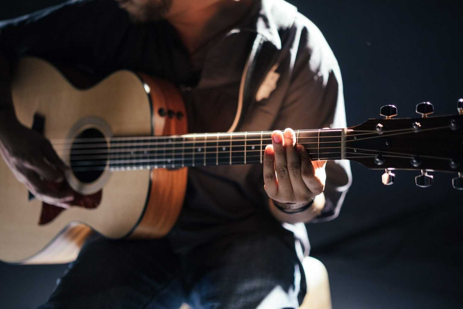 ギター 独学 何から