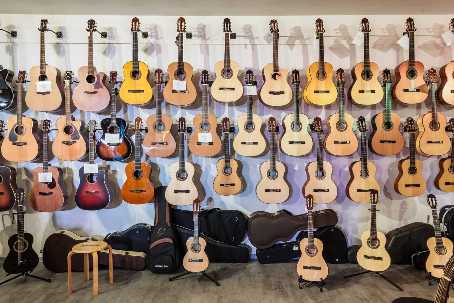 ギター 売る方法