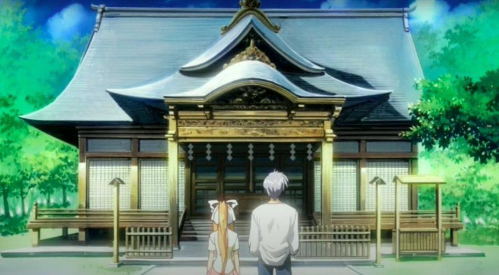 AIR 神社