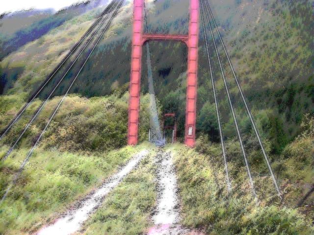 ひぐらしのなく頃に 沙都子橋