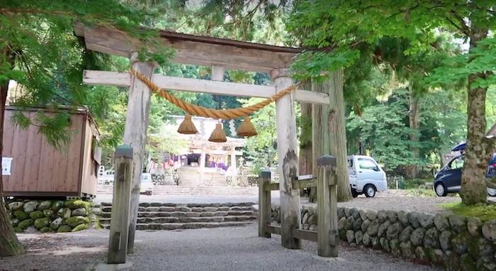 ひぐらしのなく頃に 聖地 古手神社