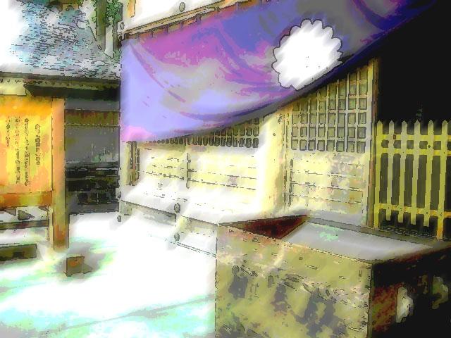 ひぐらしのなく頃に 古手神社