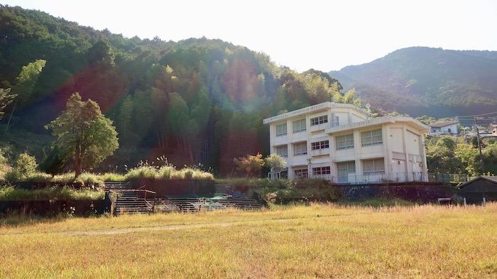 凪のあすから 美濱中学校