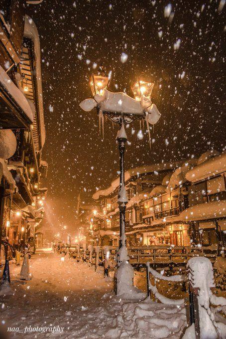ノスタルジック 画像 冬